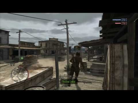 Red Dead Redemption - Multiplayer -