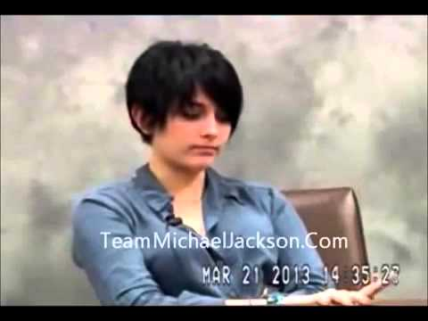 Michael Jackson Wrongful death trial - Four clips of depositions - Prince, Paris Jackson