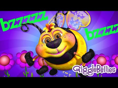 Preview &quot;Busy Bumble Bee&quot; Song with The GiggleBellies