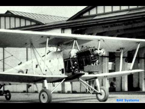 Kingston Aviation Story Part 4 - The inter-war biplane era 1922 - 1934 (Running time 18 minutes)
