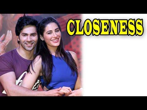 Varun Dhawan & Nargis Fakhri's Closeness | TENTALIZE