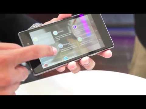 Trên tay Sony Xperia Z1 tại IFA 2013