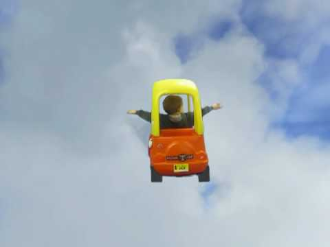 Jack's Flying Cozy Coupe