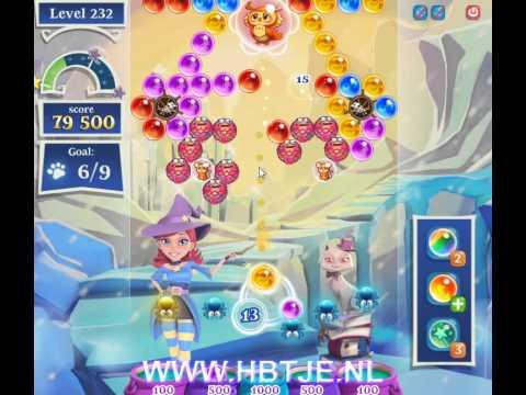 Bubble Witch Saga 2 level 232
