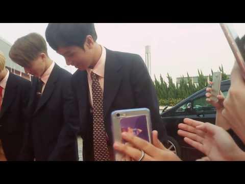 NCT DREAM @ 2016 MAMA Red Carpet