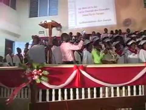 Eglise Baptiste du Cap Haitien  Rue 14 K concert de Paques 2015