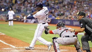 Rays highlights from comeback win over Red Sox (Opening Day 2018)