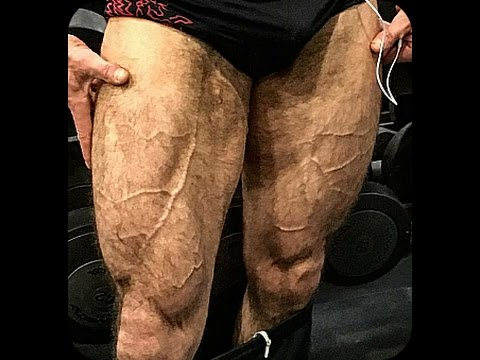 Séance LEGS : Quadriceps-ischios-mollets-abdos