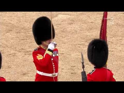 Trooping the Colour 2013 (German)