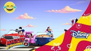 Mickey a závodníci - Prefíkaný Pietro