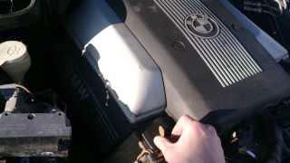 Как должен работать двигатель BMW M62B35. -32 С