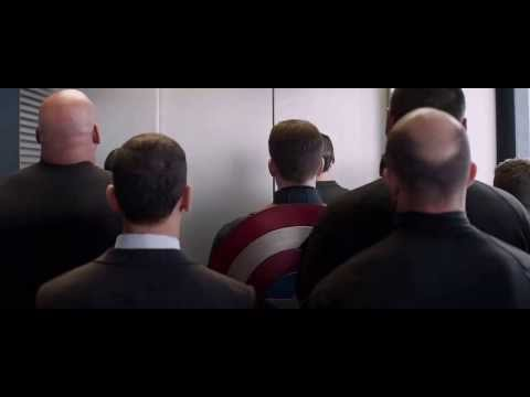 Captain America: The Winter Soldier Trailer (2014) [HD]