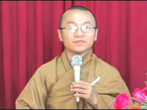 Niệm Phật và trị liệu - Thích Nhật Từ