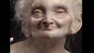 Photoshop Extreme Makeover Angela Talbot´s Old Lady