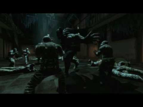 Batman: Arkham Asylum - The Dark Knight STYLE Trailer HD