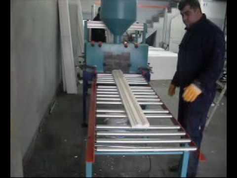 Maszyna do cięcia styropianu - sztukateria
