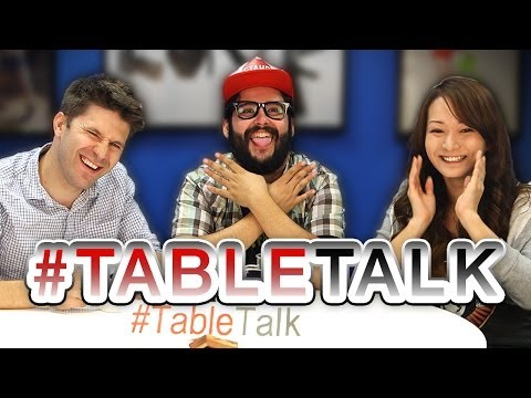 Movie Memories and Gender Swapping on #TableTalk!