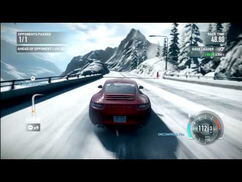Need For Speed: The Run (Xbox 360 Demo Gameplay)