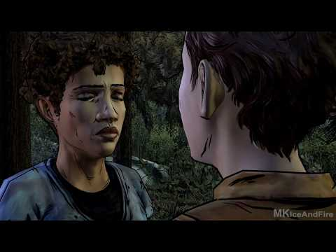 The Walking Dead Season 2 Episode 4 Alternate Choices Full Walkthrough [1080p HD] - No Commentary