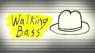 And The Bass Walks On