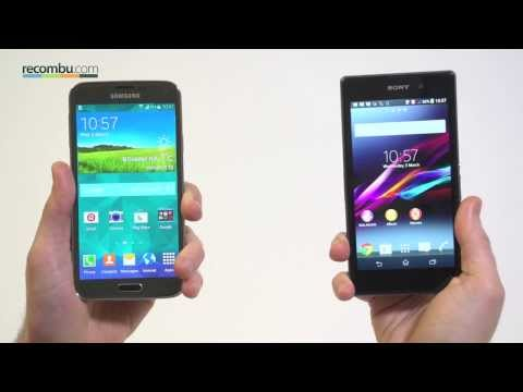 Samsung Galaxy S5 Vs Sony Xperia Z1: Which is better?