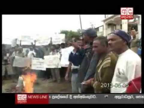 Potatoes farmers in Nuwara Eliya demand standard price