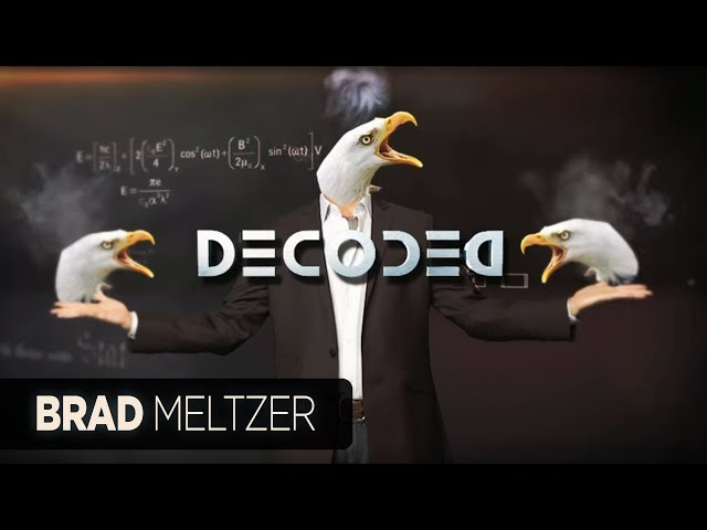 Decode This: Brad Meltzer gives the bird