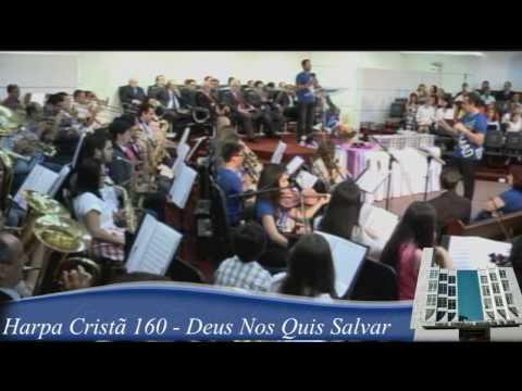 Harpa Cristã 160 - Deus nos quis Salvar - ADblu