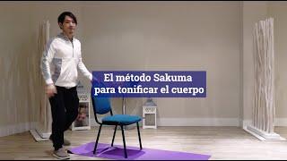 Método Sakuma para tonificar el cuerpo
