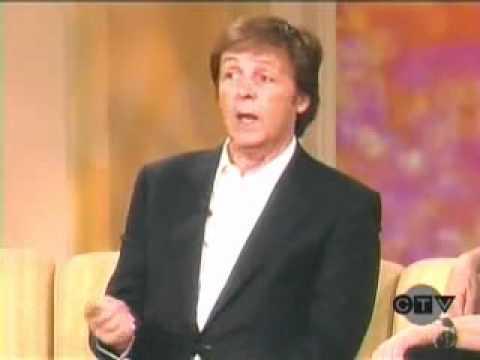 Paul McCartney on Bertrand Russell