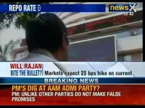 NewsX: Reserve bank of India likely to increase rates