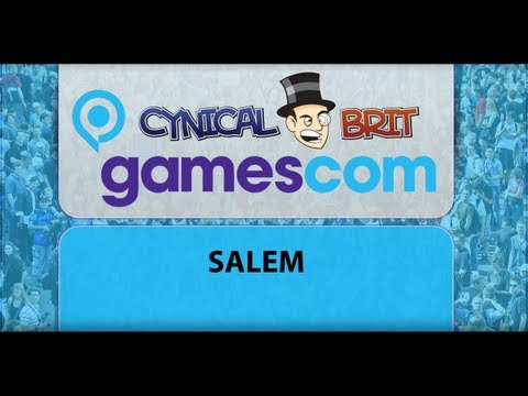 Gamescom Coverage : Hyper WTF is Salem?