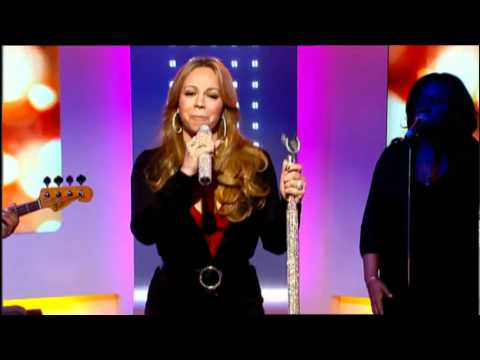 Mariah Carey - I Want To Know What Love Is - Live