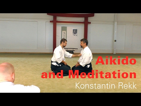 The Secret Power of the Intentionless (Choiceless) State in Aikido, Qigong, Meditation