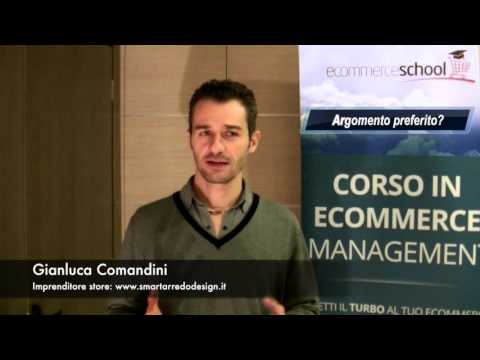 Recensione #1 -corso ecommerce management 2015