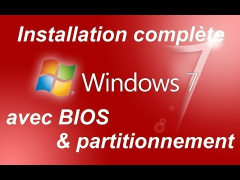 Tutoriel complet | Comment installer (correctement) Windows 7/8 ? [HD]