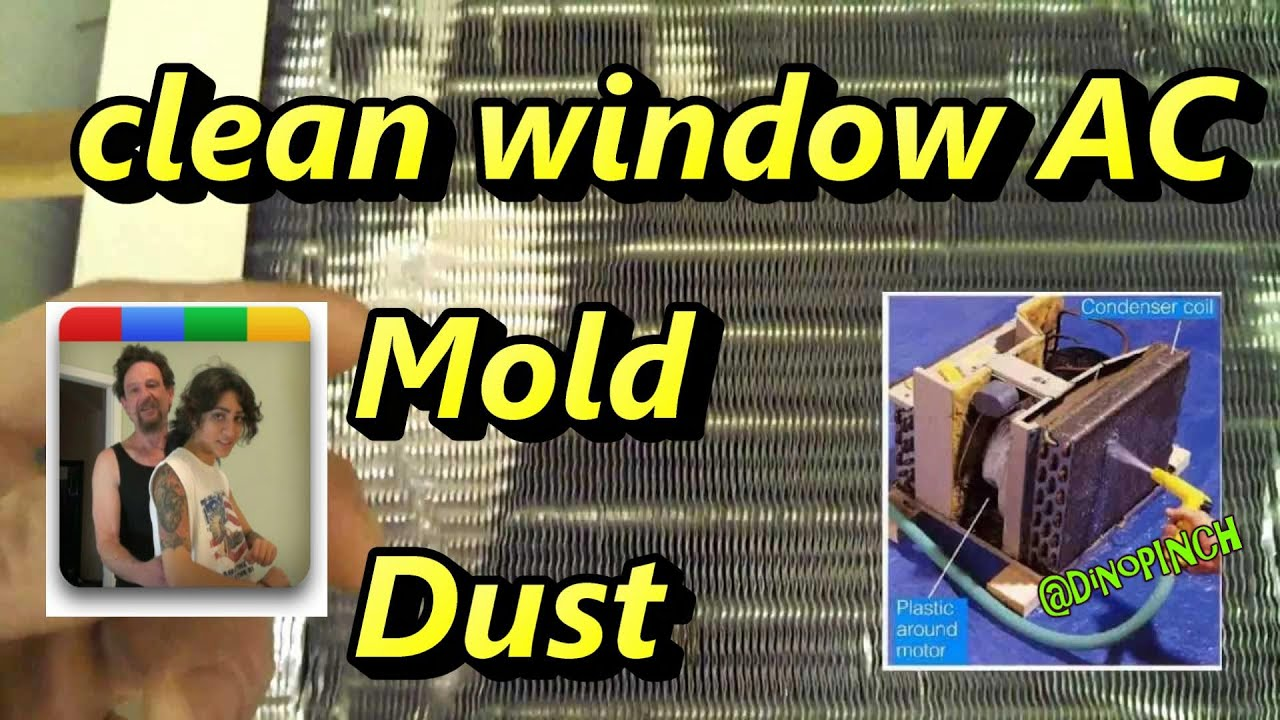 Clean Your Window Air Conditioner for Best Coolling   #C1C00A