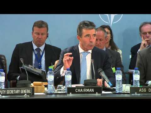 NATO Secretary General - North Atlantic Council, Defence Ministers Meeting, 03 June 2014