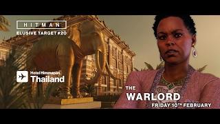 HITMAN - Huszadik Elusive Target: The Warlord