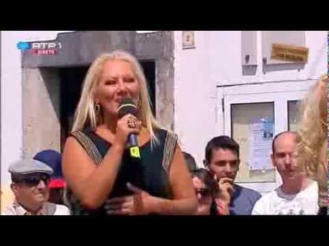 Maria Lisboa na RTP