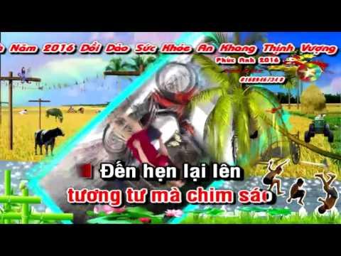 [ Karaoke ] Thương Nhau Lý Tơ Hồng Remix ( Nguyễn Công Nguyên ) 2016