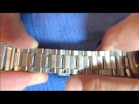 How To Adjust, Remove Links or Shorten Your Bracelet Metal ...