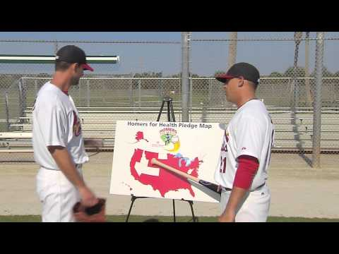 2014 Homers for Health Saga Episode 3 - Map