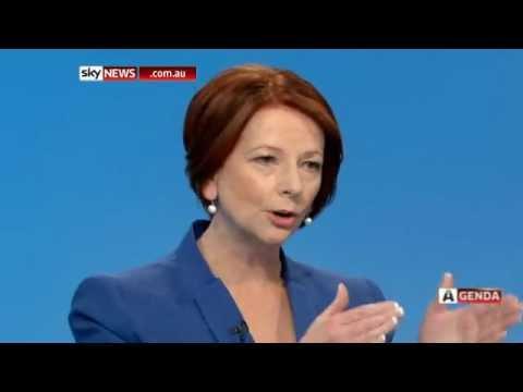 Australian Agenda - Interview with Prime Minister Julia Gillard