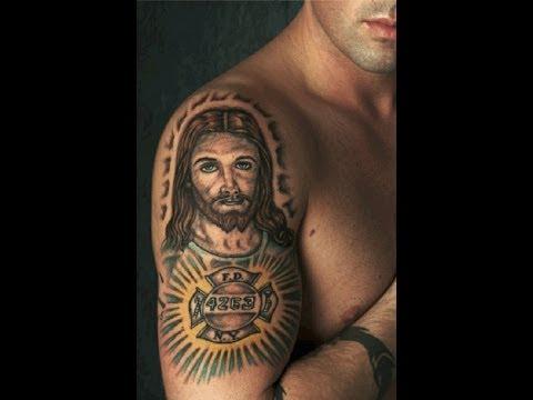 Hình xăm thiên chúa Jesus tai myvienhoaly tattoo xăm hình nghệ thuật đẹp phan thiết bình thuận.