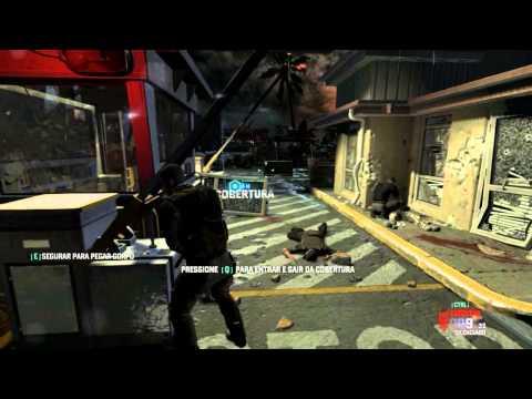 Splinter Cell Blacklist Gameplay On a HD6370m