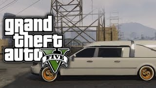 "GTA 5: Secret Cars ""Hearse"" (GTA V)"