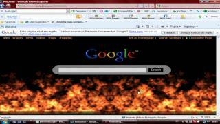 Como Se Personalizar A Pagina De Busca Do Google