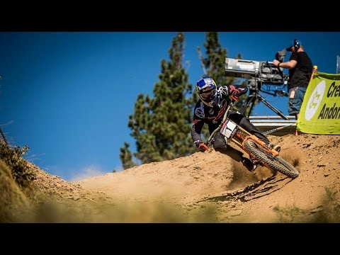 Fine-Tuning the Aaron Gwin Speed Machine | Off Season Ep 2