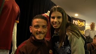 AS Roma in Australia: Getting ready for Real Madrid I Episode 2